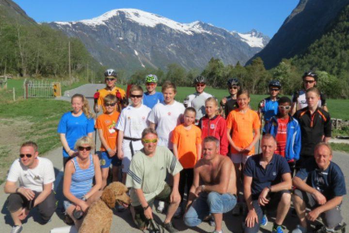 Invitasjon til treningssamling i Eikesdal