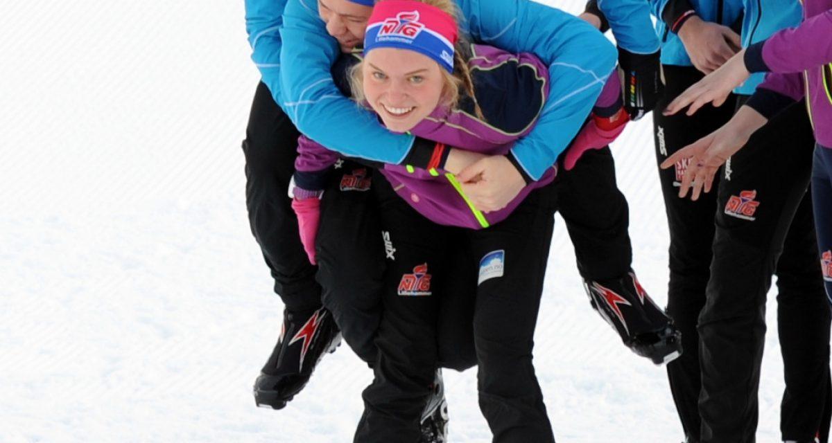 Åpen skiskyttersamling på NTG Lillehammer