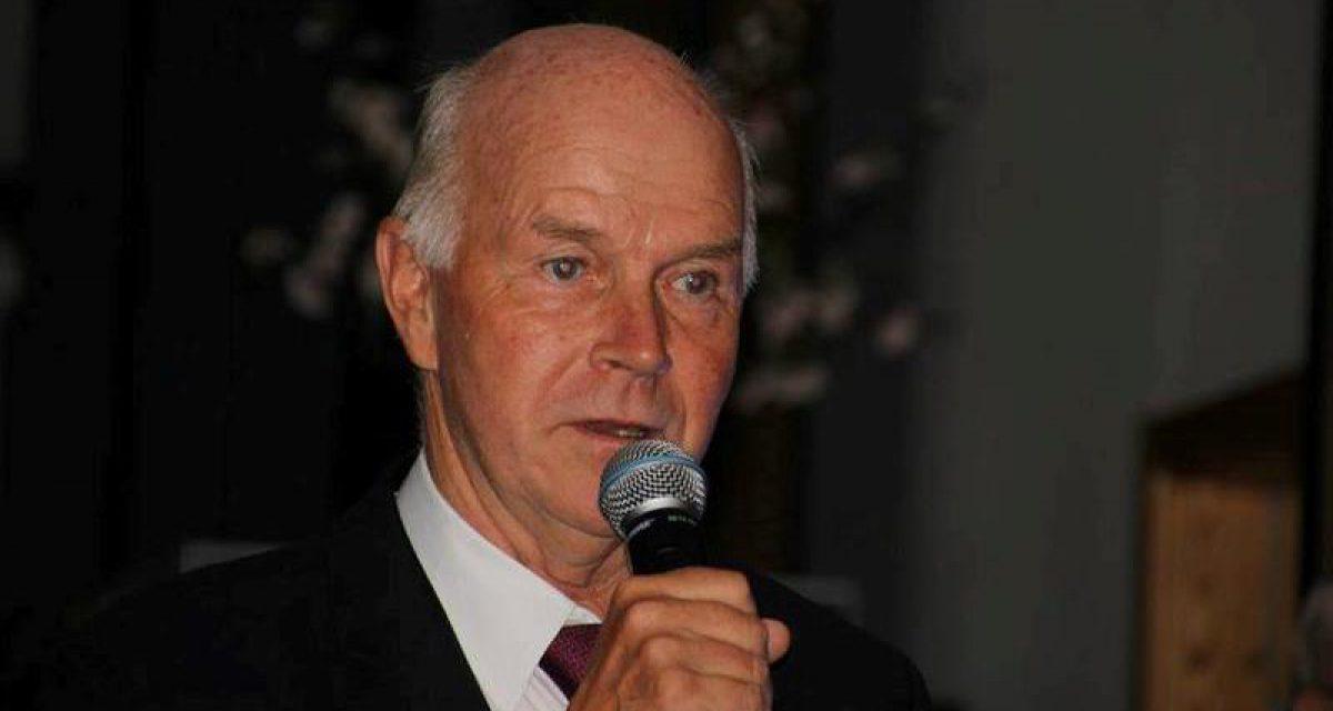 Anders Besseberg gjenvalgt som president