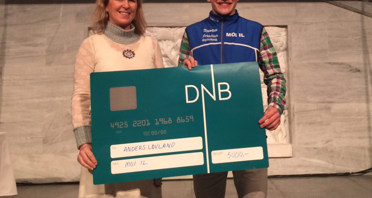 DNBs pris for god sportsånd