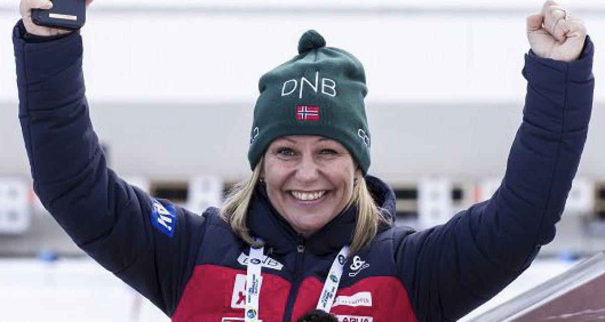 Anne Rustberggard Varden er ny Generalsekretær i Norges Skiskytterforbund