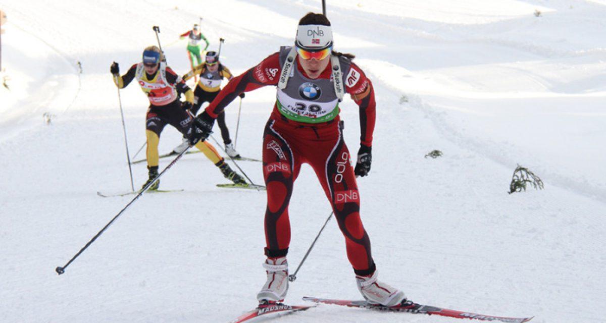 Skiskytterne åpner sesongen på Sjusjøen
