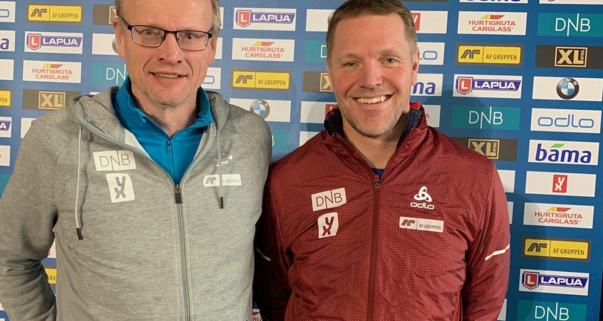 Norges Skiskytterforbund har i dag gjennomført …