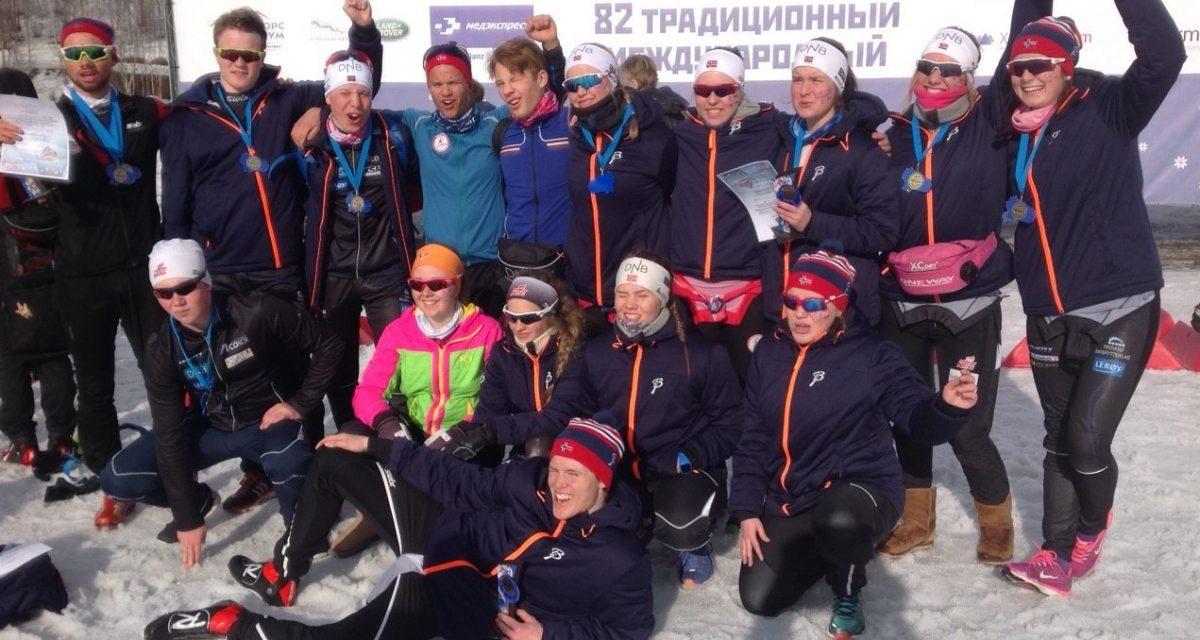 Barents Winter Games 2016