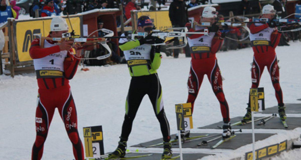 Skiskyting – uttak World Cup 6