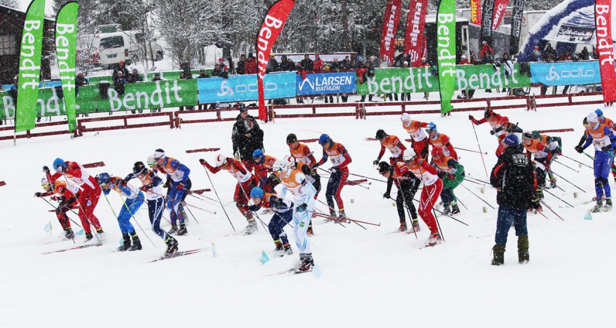 Verdens største skiskytterarrangement