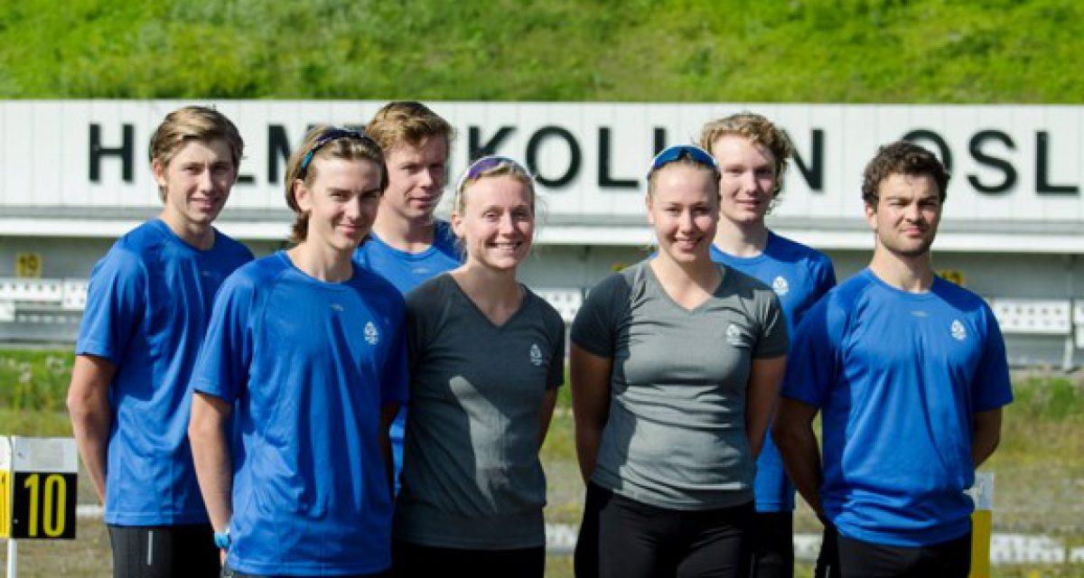 Team OASSK – deltakere sesongen 2017/-18