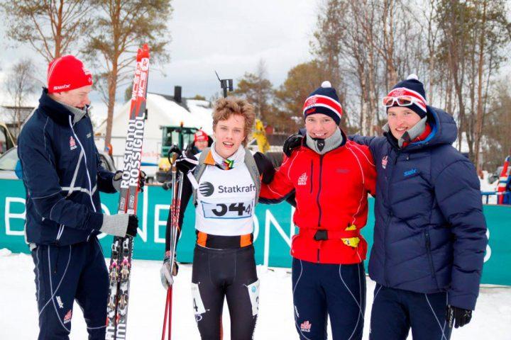 Norgesmestre og gode prestasjoner i Junior NM i Alta