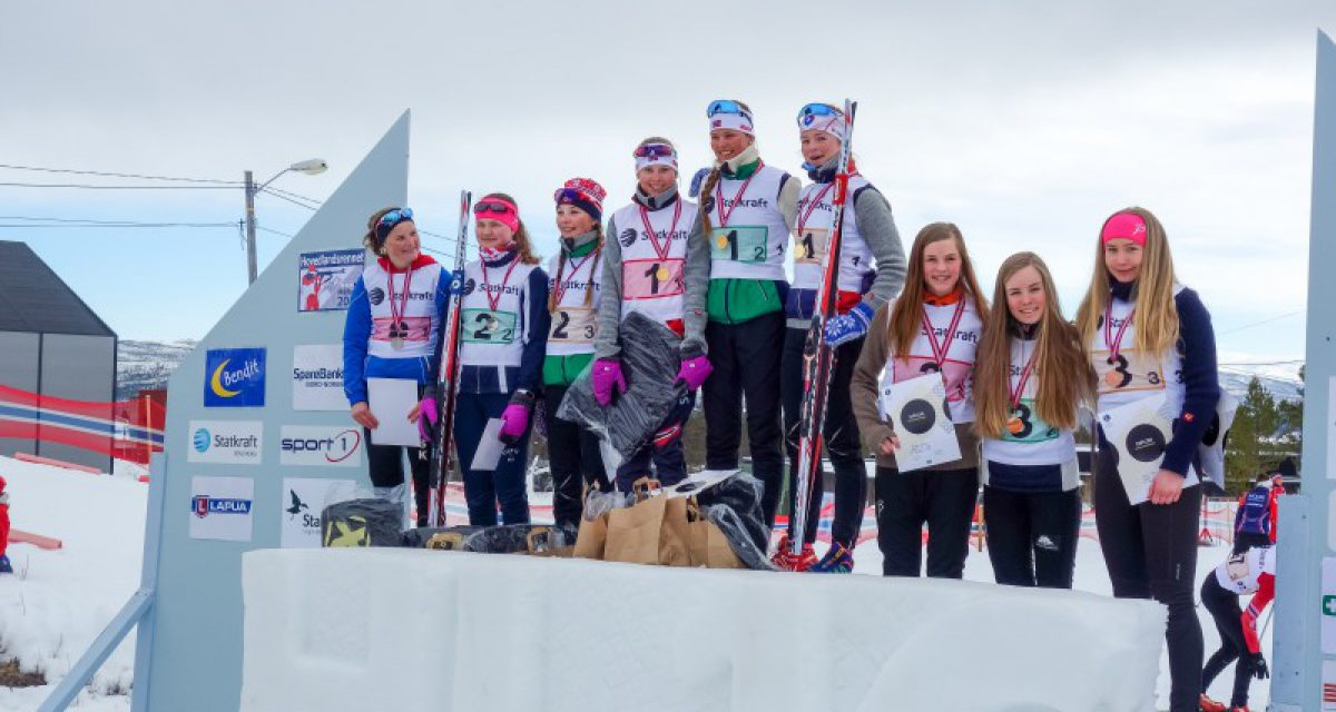 Hovedlandrenn – NC finale for junior – NM senior 2016