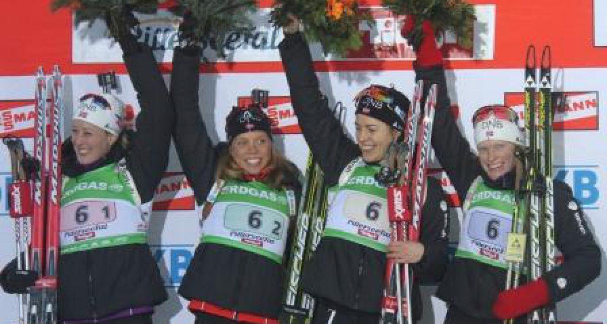 Skiskyting uke 2