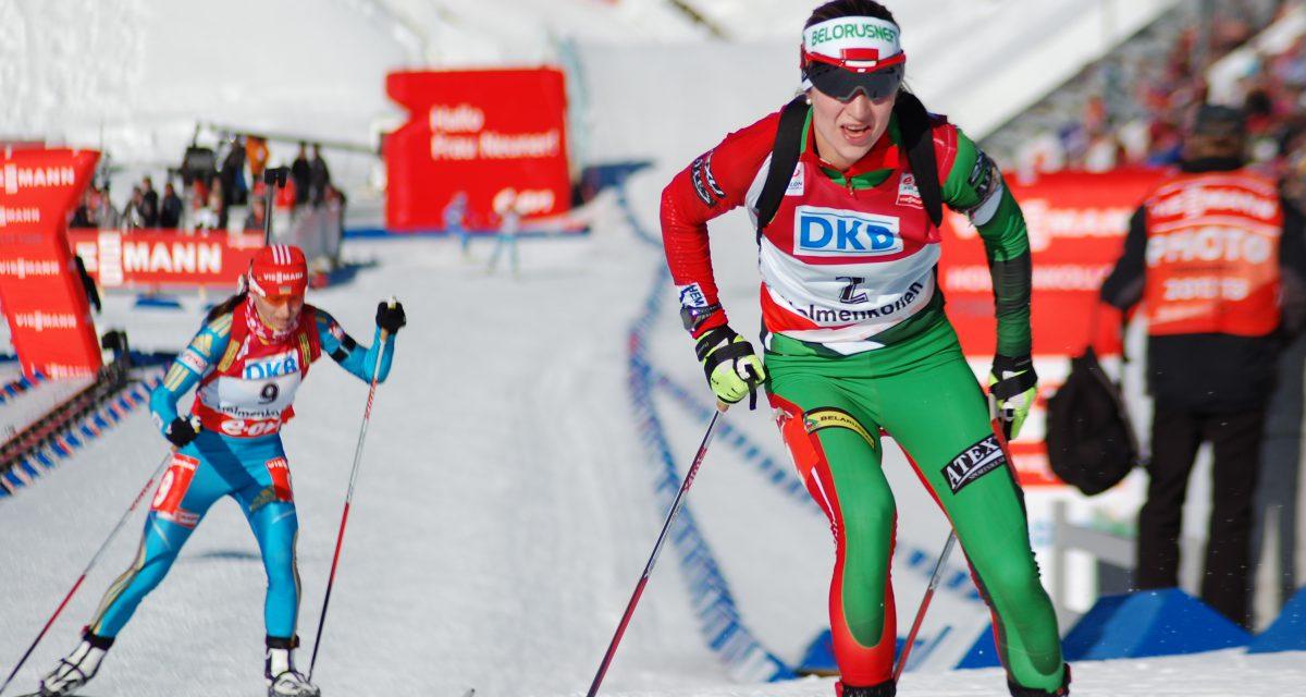 Holmenkollmedaljen til Darya Domracheva