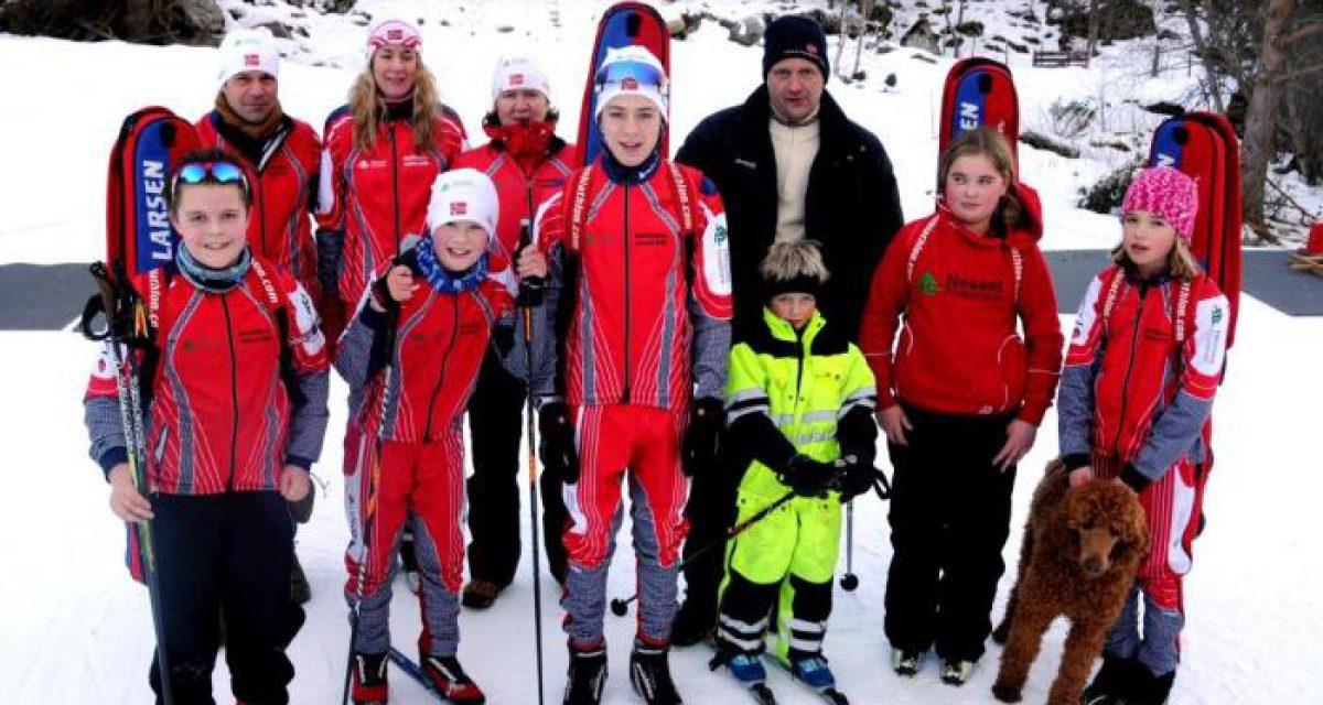 Aktivt skiskyttermiljø med små ressurser og stort engasjement
