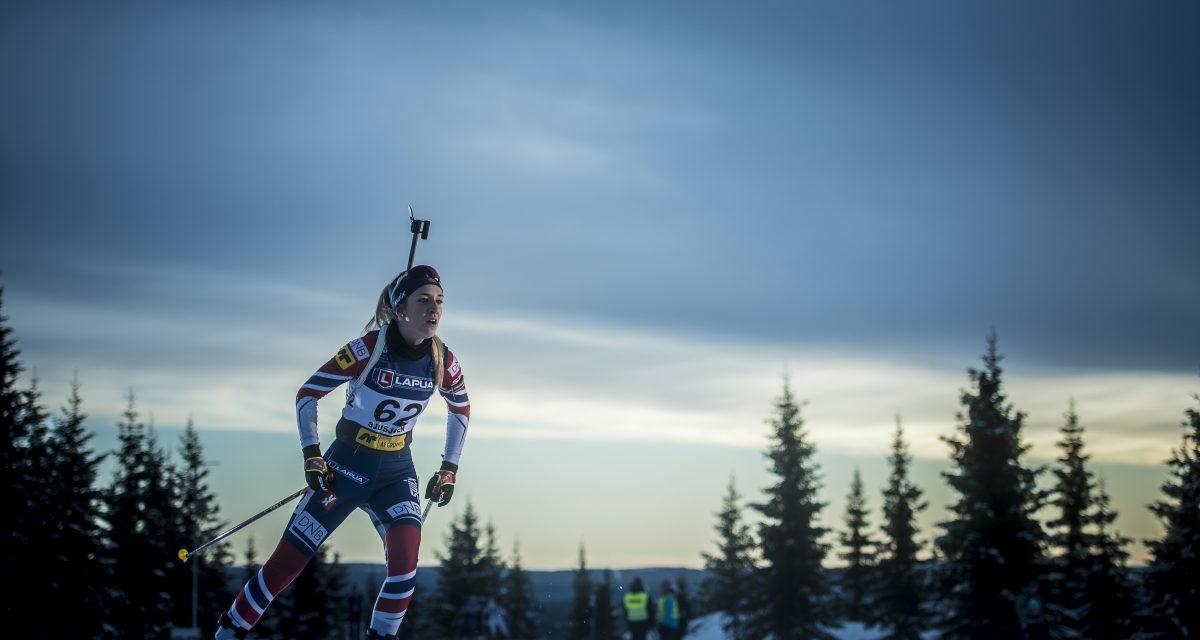 Norges Skiskytterforbunds facebookside