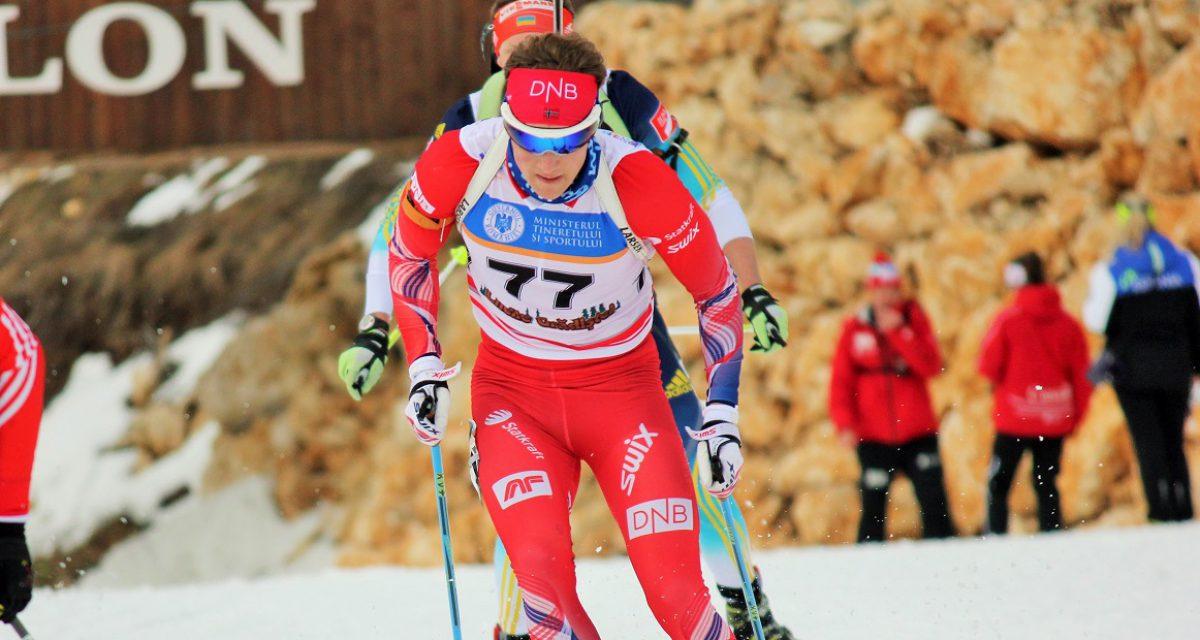 Sølv til Endre Strømsheim i junior-VM