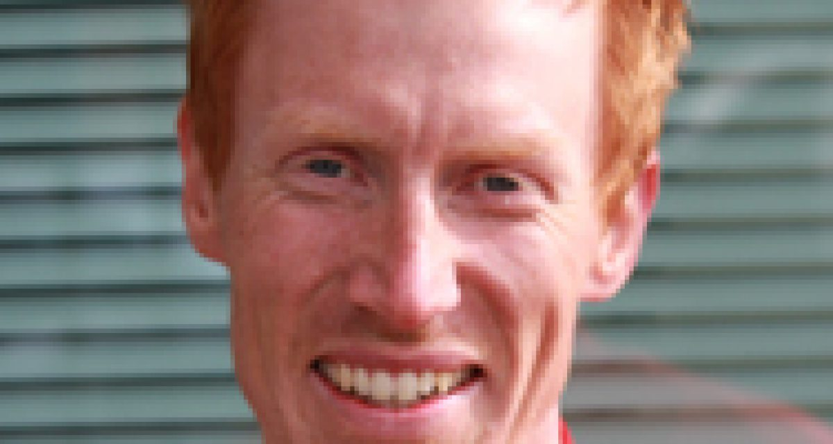 Espen Nordby Andersen avslutter sitt engasjement i NSSF
