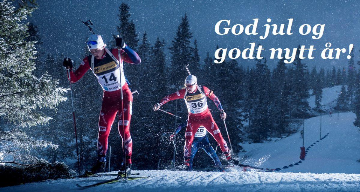 Julehilsen fra Tore Bøygard