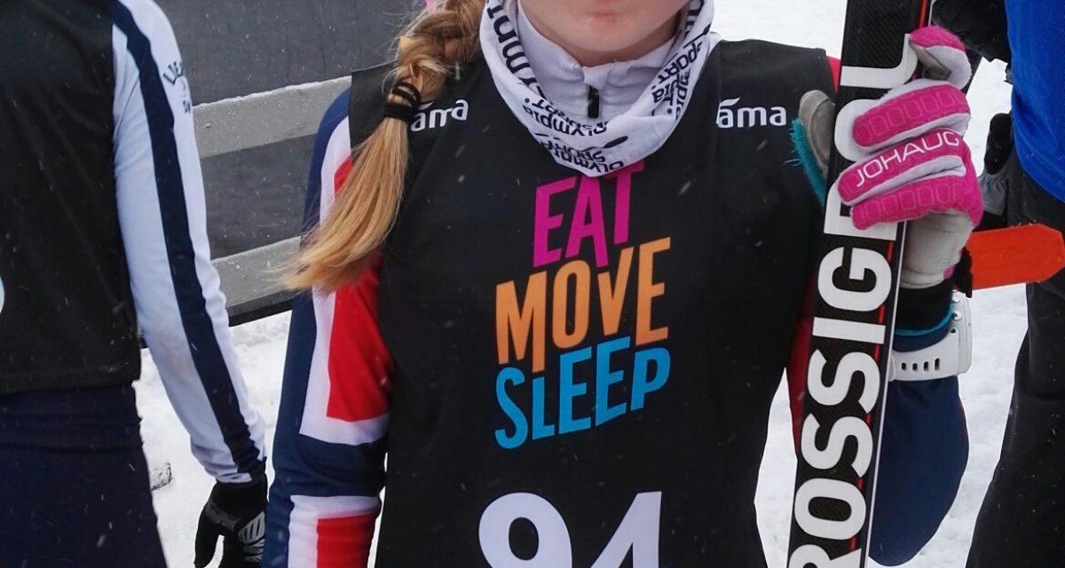 Pallplasser på Kvalfoss-sprinten og ØM