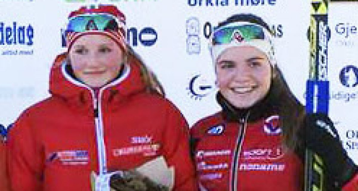 2 Opplandsjenter klare for youngstar