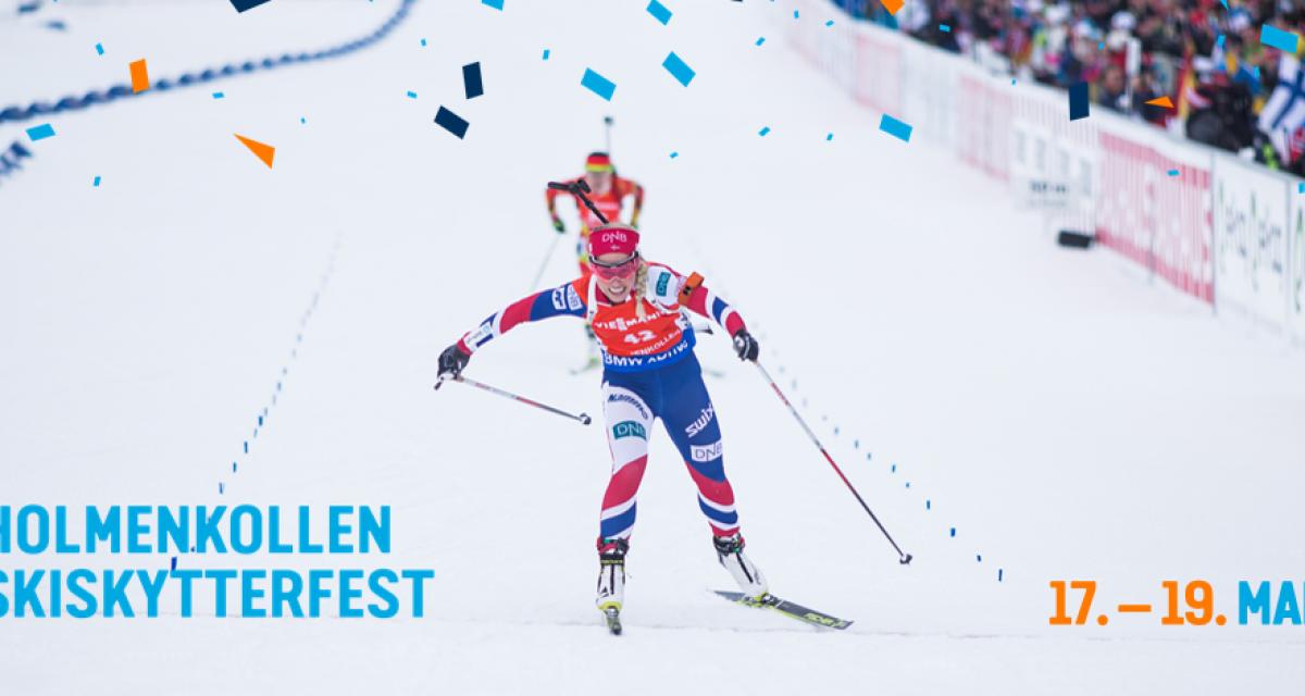 Billettsalget til Holmenkollen Skiskytterfest