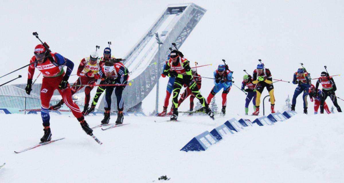 Skiskyting uke 9 – World Cup og Young Star i Holmenkollen