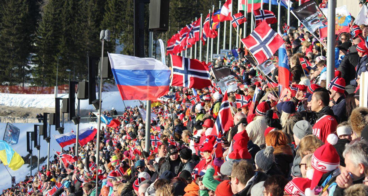 I dag starter World Cupen i Kollen