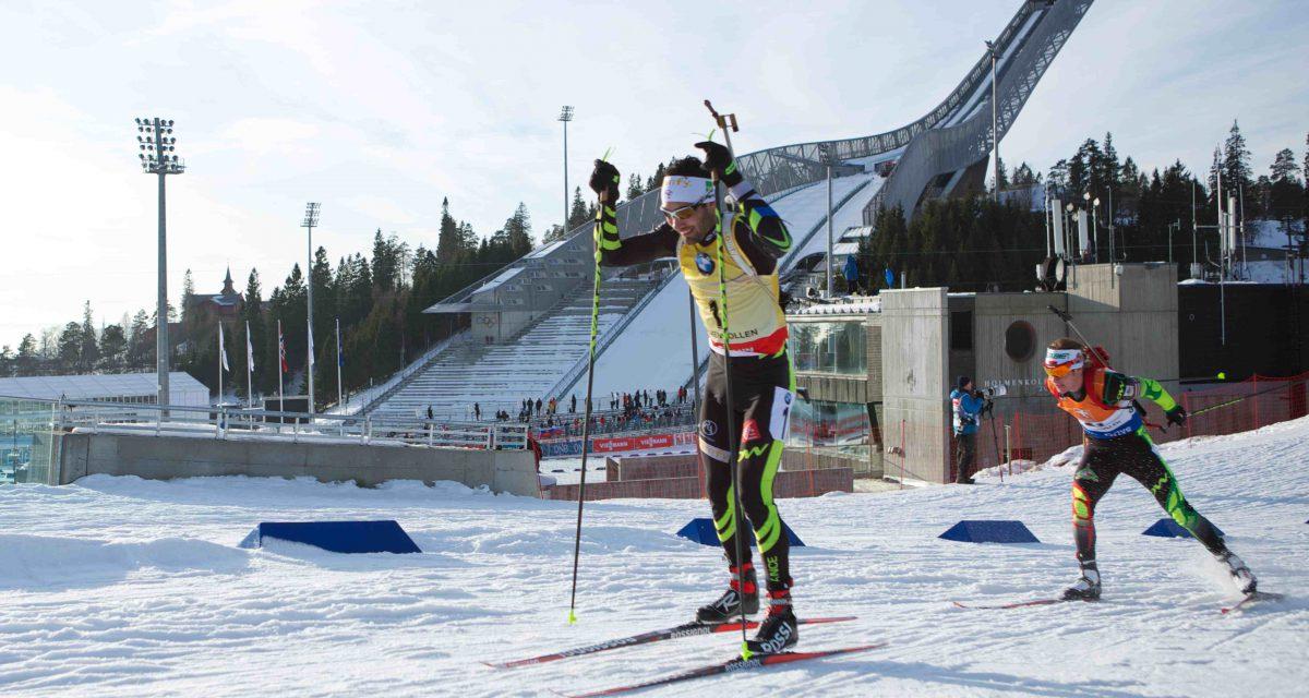 Prøve-VM fortsetter med sprint i Kollen