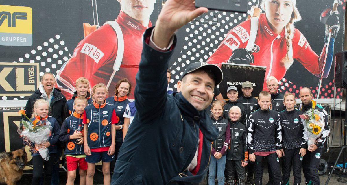 Vinnerne av Ole Einar Bjørndalen fondet 2017