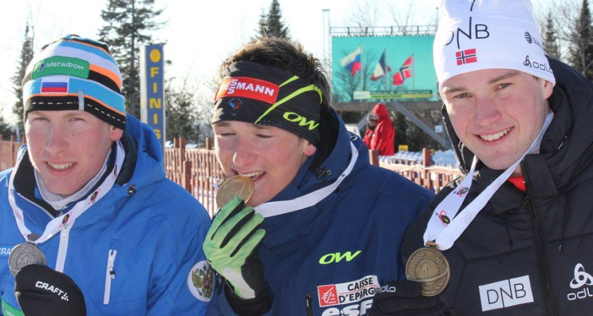 Bronse til Jarle Midthjell Gjørven i VM junior