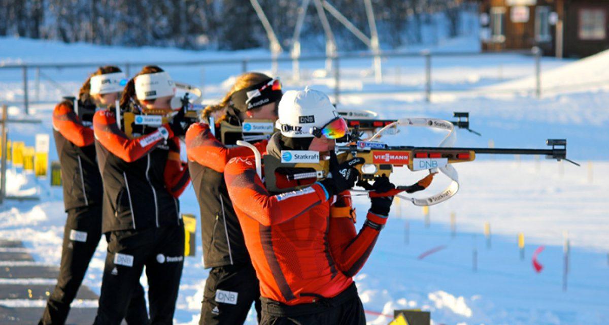 De norske utøverne klare for VM