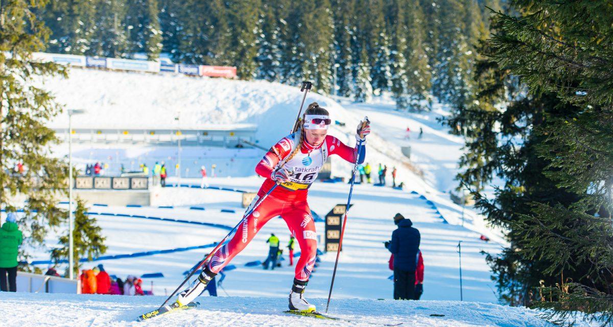 Påmelding Sesongstart Skiskyting