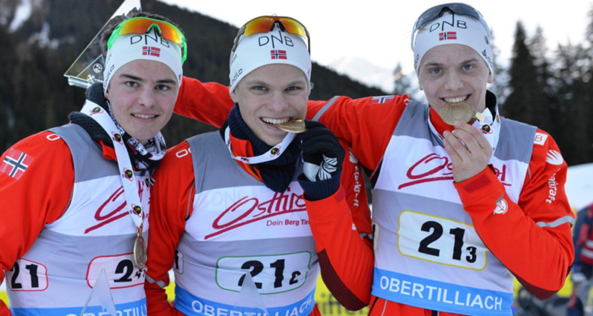 God norsk innsats i Junior VM
