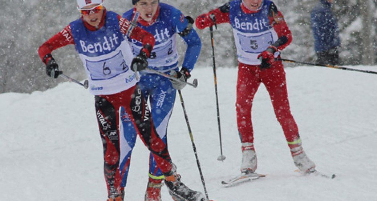 Sesongstart Skiskyting: påmelding for 15-16 åringer