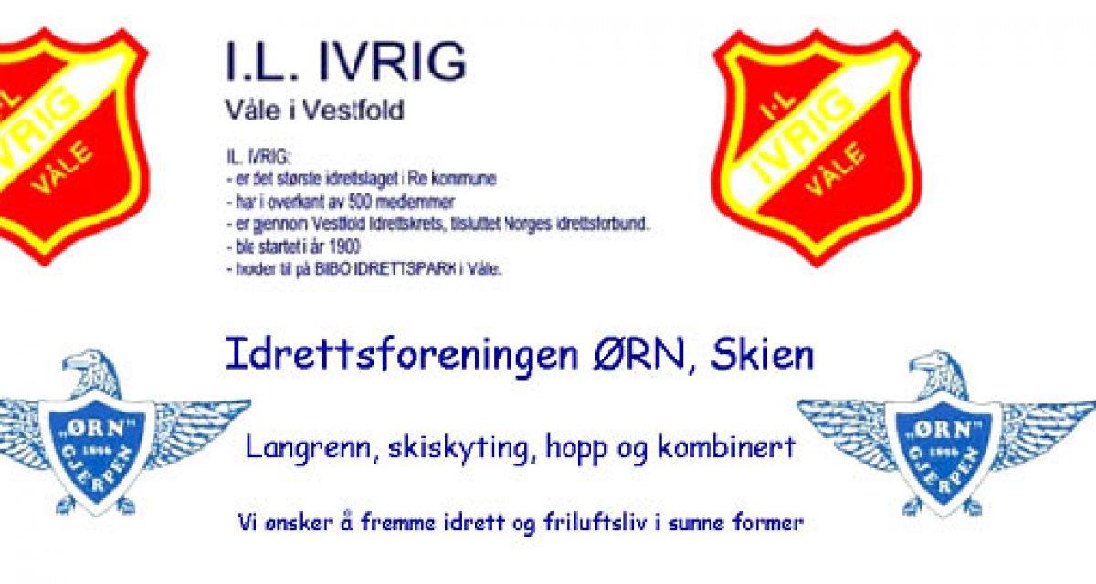 Invitasjon til KM-helg på Bibo.