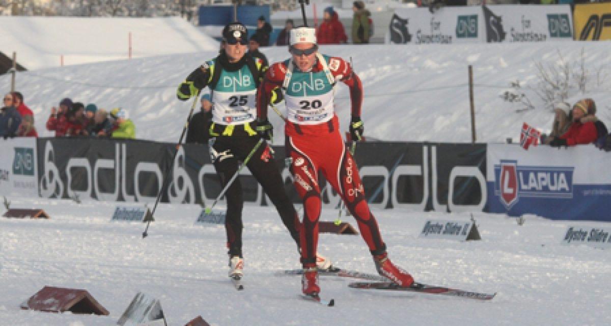 Skiskyting uke 1