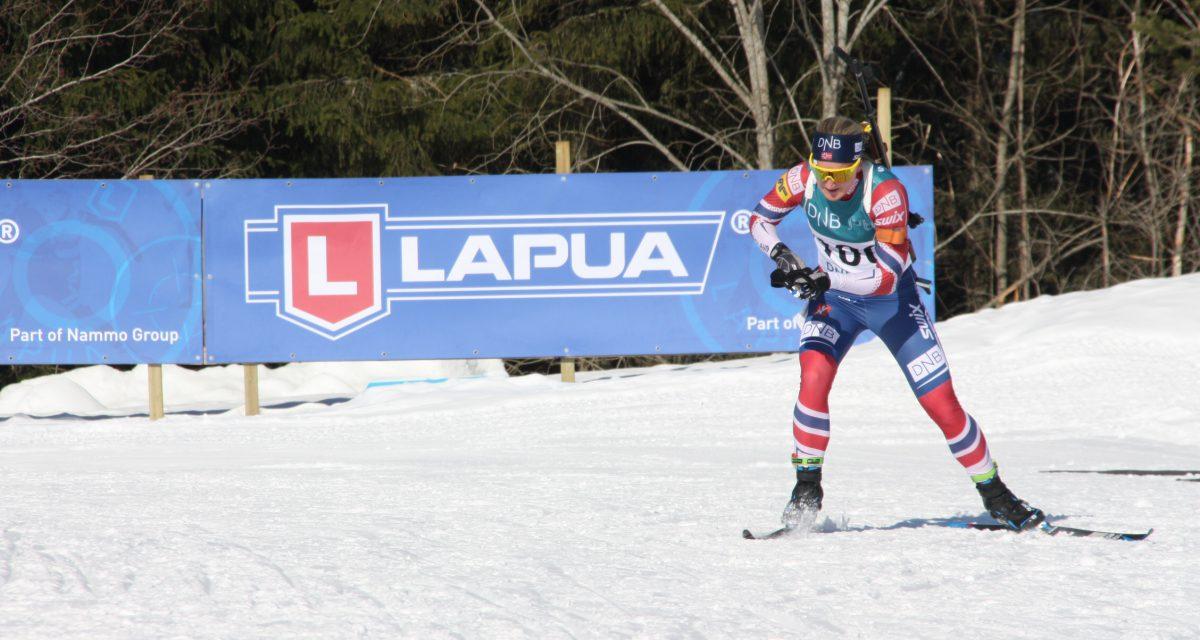 NM junior i Knyken Skisenter