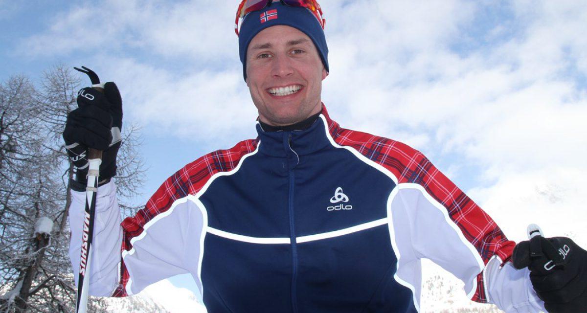 Sølv til Nils-Erik i Paralympics