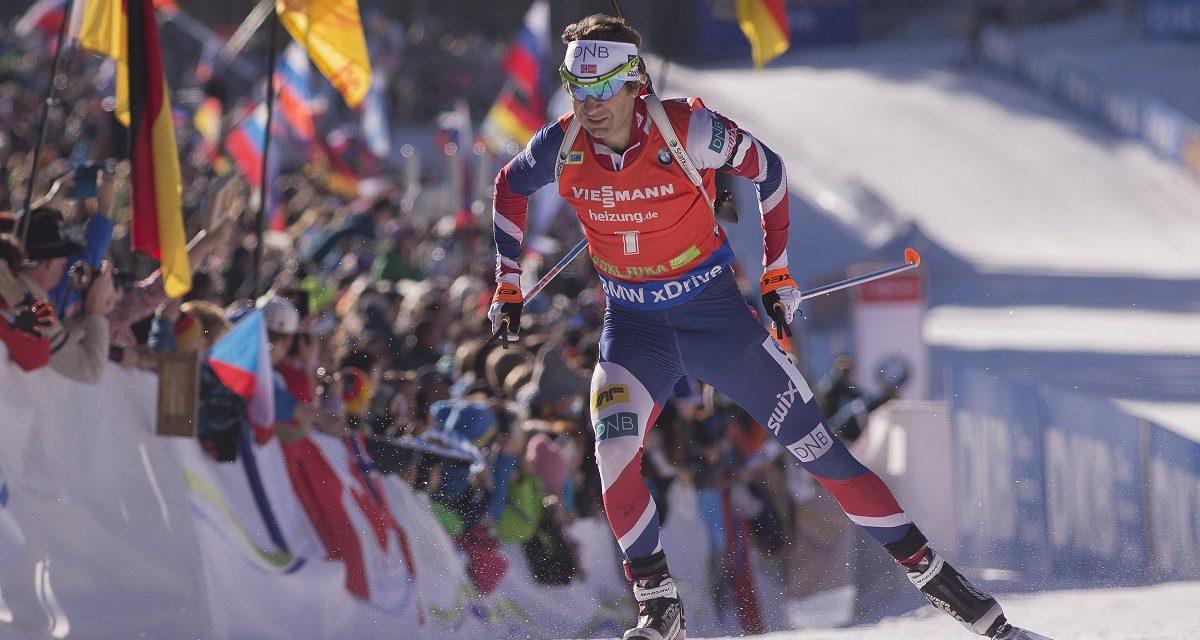 Ny verdenscuprunde i Ruhpolding