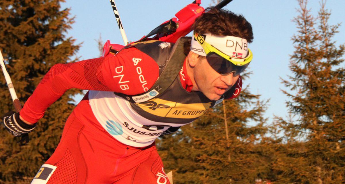 Ole Einar satser mot VM på hjemmebane