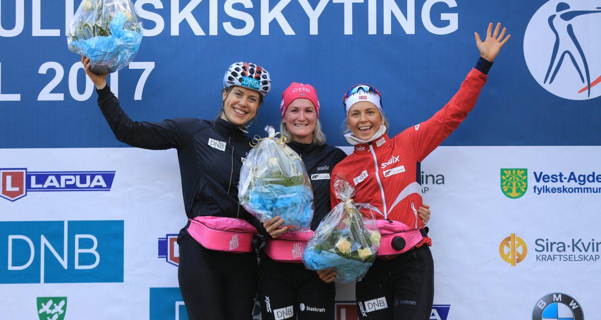 Olsbu og Sjåstad Christansen vant NM sprinten