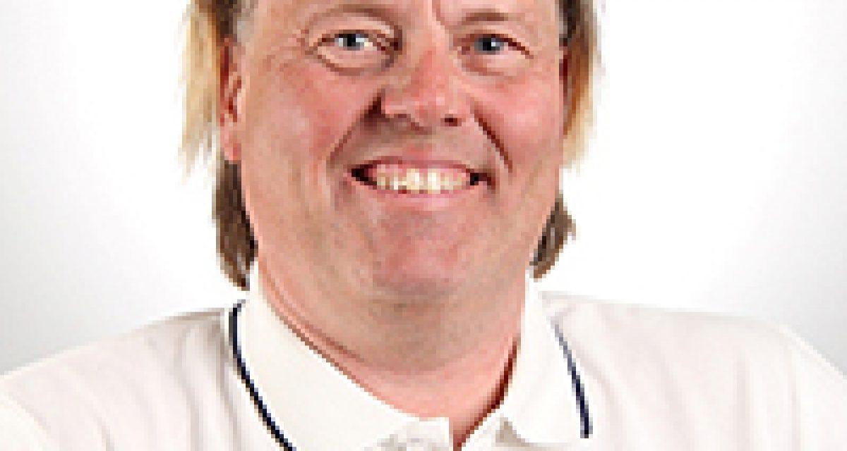 Landslagslege Baard I. Freberg disputerer