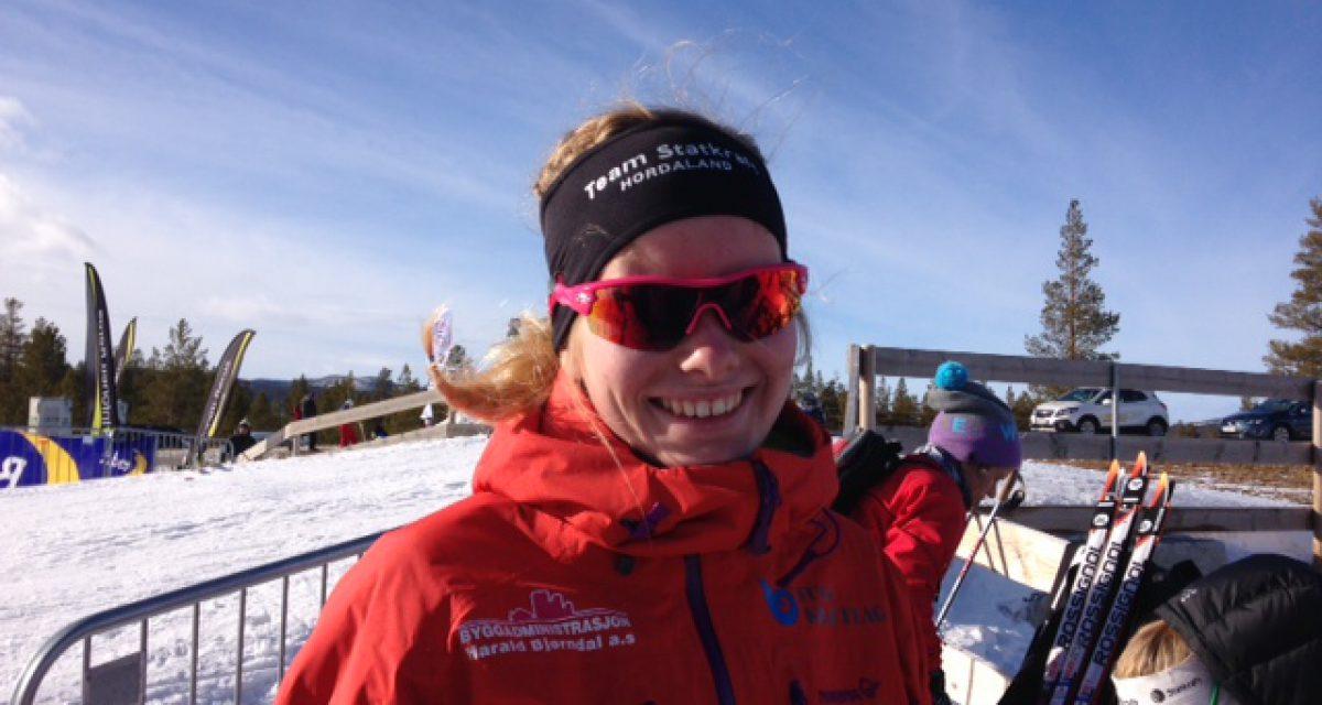 Gratulerer til Ragnhild Femsteinevik med plass på juniorlandslaget
