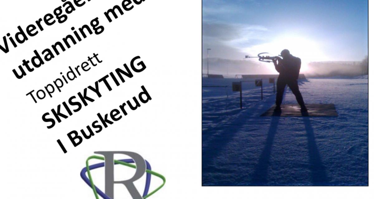 Toppidrett Skiskyting ved Rosthaug VGS