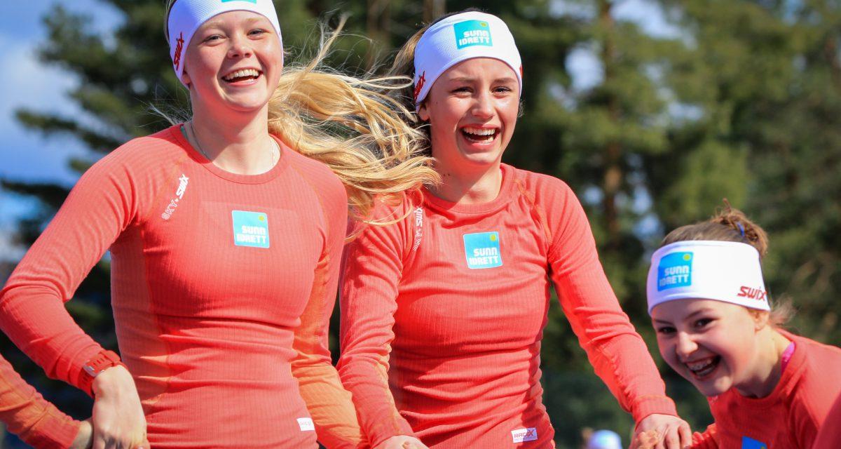Sunn Idretts jentecamp 2017