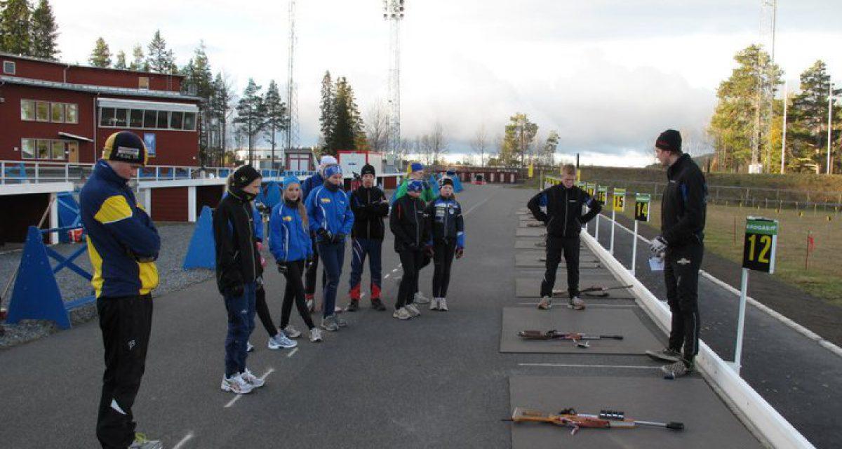 Samling for junior 17 – 20 år i Østersund, 6. – 9.august 2015