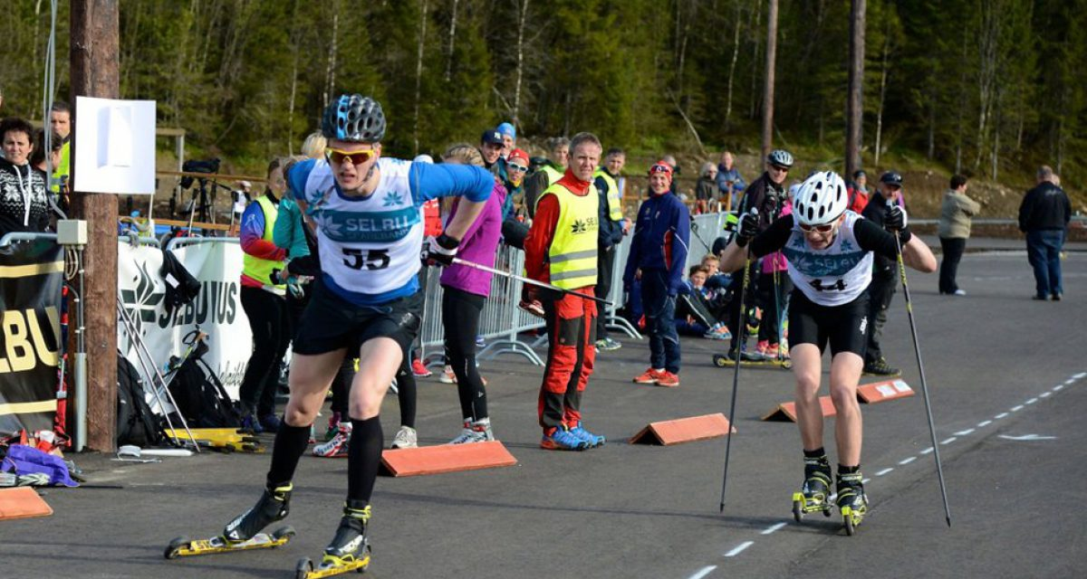 Juniorsamling i Selbuskogen skisenter, 20.-23. juni 2015
