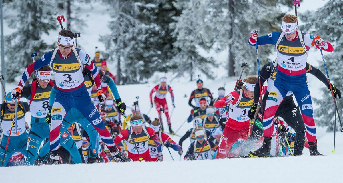 Verdenscupen fortsetter i Östersund i dag