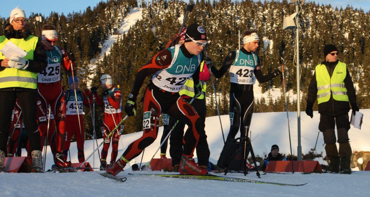 Trenger din skiskytterklubb nye startnumre?
