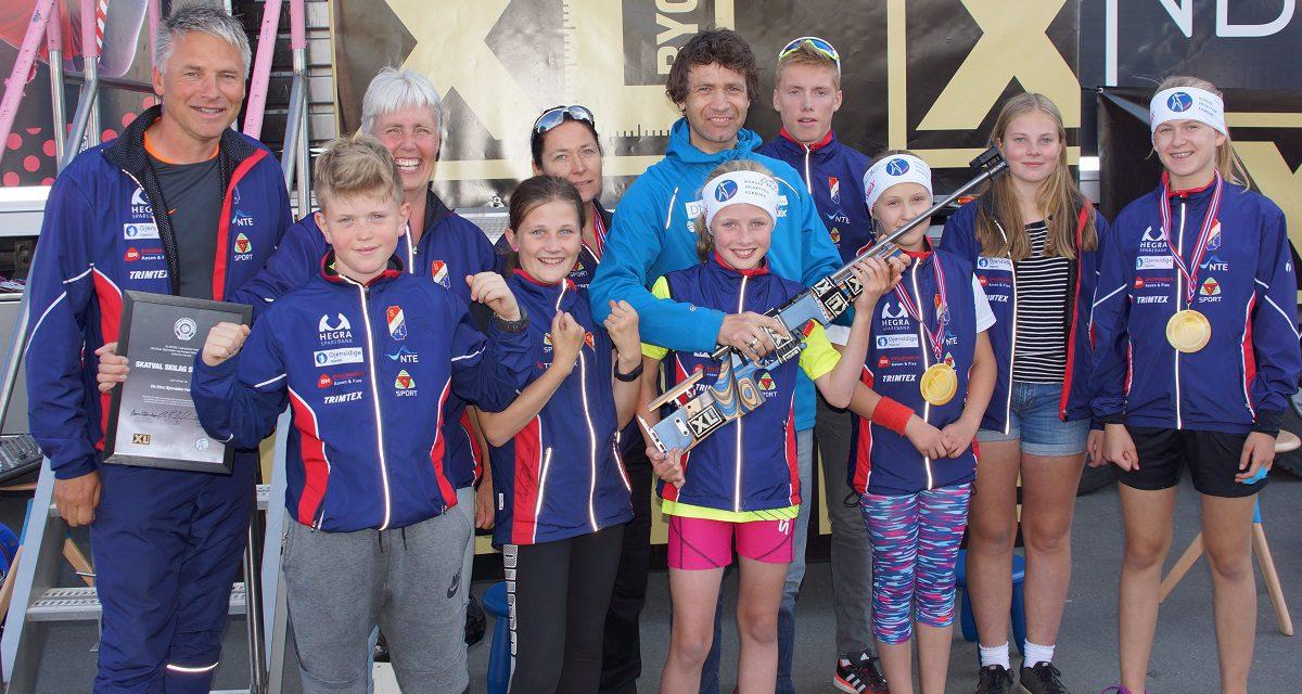 Vinnerne av Ole Einar Bjørndalen fondet 2016