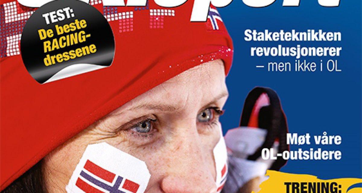 SKIsport tipper: 17 ski-gull i OL
