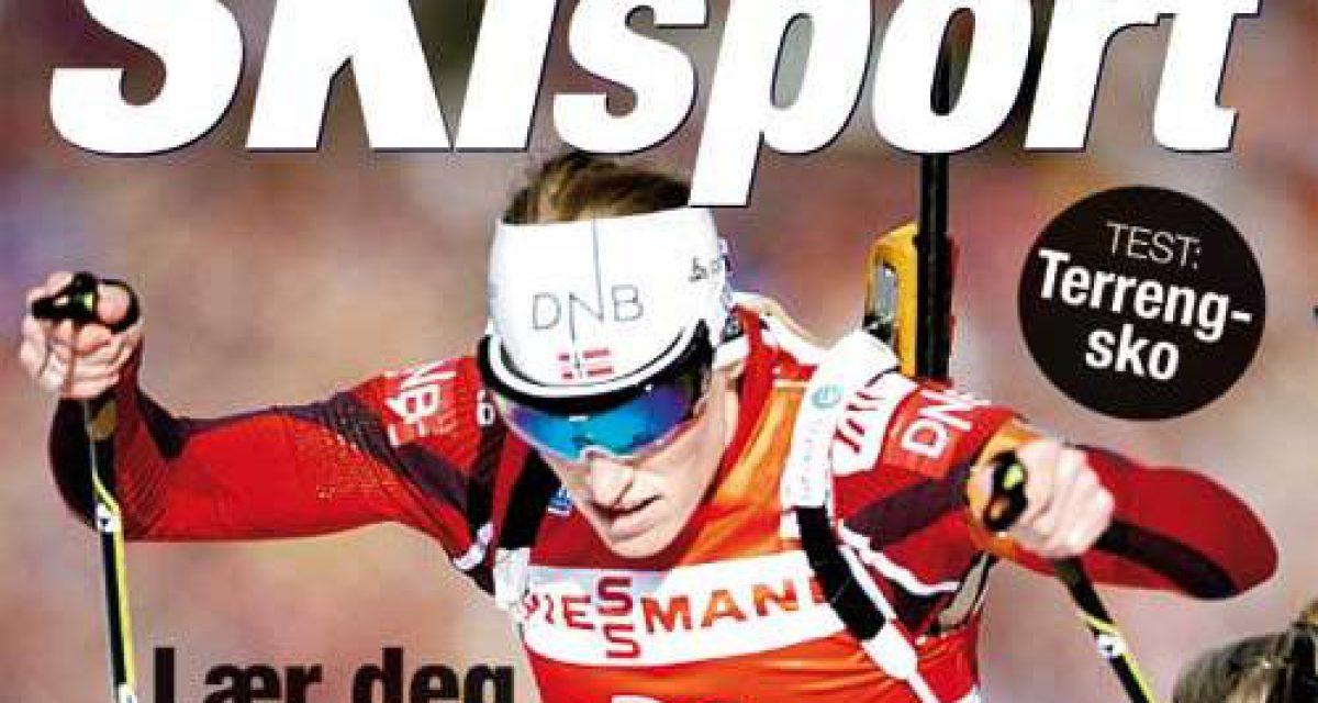 Nyeste nummer av SKIsport ute nå